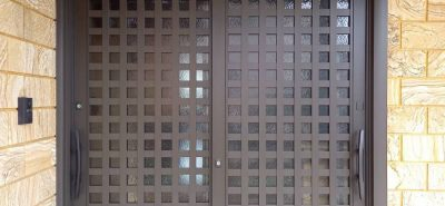 施工事例:玄関~ぴかぴか