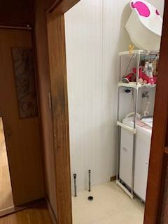 有明トーヨーの洗面台を替えたいな~の施工前の写真1