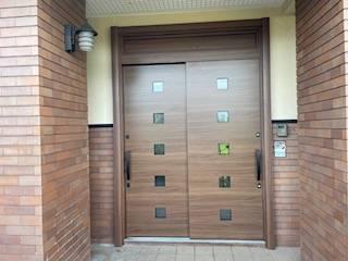 有明トーヨーの台風に強い玄関て~あるかな・・・・の施工後の写真2